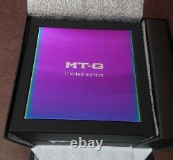 Casio G-Shock MTG-B1000VL-4A MTGB1000VL Volcanic Lightning Brand New UPS express