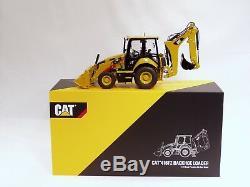 Caterpillar 416F2 Loader Backhoe 1/24 CCM Diecast Brand New 2017