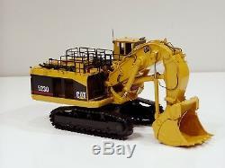 Caterpillar 5230 Shovel YELLOW 1/87 CCM Brass Brand New 2012