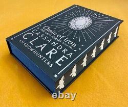 Chain of Iron Exclusive Fairyloot Brand New Unread Cassandra Clare Signed