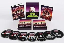 Dawn of the Dead (4K UHD + Audio CD) incl. Argento Cut Brand New & Sealed