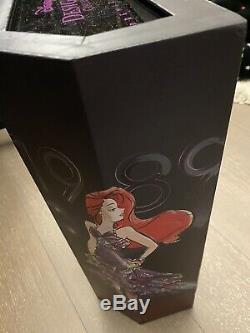 Disney Designer Doll Ariel Premiere Little Mermaid Limited Edition BRAND NEW