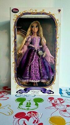 Disney Limited Edition Doll Rapunzel Brand New Unopened In Box