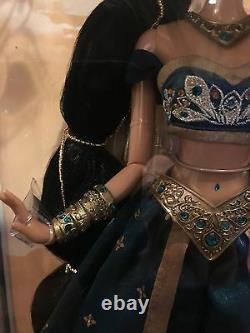 Disney Store Limited Edition Aladdin Jasmine Doll Brand New Sealed Box LE 5000