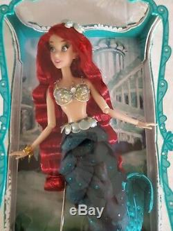 Disney Store Little Mermaid Ariel Limited Edition Doll 17 Brand New LE 5000 HTF