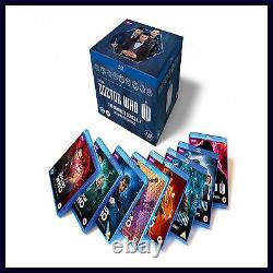 Doctor Who The Complete Series 1 2 3 4 5 6 & 7 Brand New Blu Ray Boxset