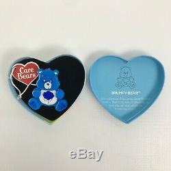 Erstwilder x Care Bears Grumpy Bear Brooch Limited Edition Brand New in Box