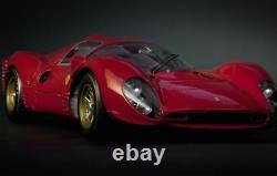 Ferrari 118 Vintage Class Race Car 118 330 P4 Red GMP Brand VERY RARE NIB L E