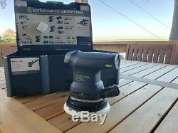 Festool Pro 5 LTD 201234 Random Orbital Sander BRAND NEW Limited Edition