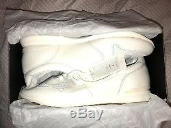 Golden Goose Deluxe Brand GGDB Limited Edition White Sneakers Size 12 Size 45