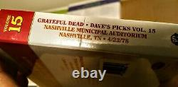 Grateful Dead Dave's Picks 13-36 BRAND NEW, SEALED OUT OF PRINT