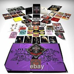 Guns N' Roses Appetite For Destruction LOCKED N' LOADED BOX SET Brand New Sealed