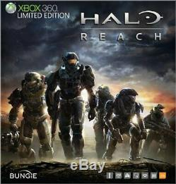 Halo Reach Limited Edition Xbox 360 Console Bundle (Brand New Factory Sealed)