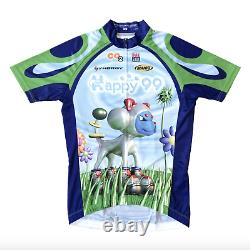 Happy99 Online C. L. I. O. Cycling Jersey Size XL Brand New Never Worn Stray Rats