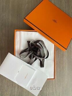 Hermes BRAND NEW Evelyne TPM Gold Mini Evelyne with Limited Edition Strap