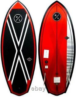 Hyperlite Limited Edition Shim Wake Surf -colorred- Size 47 - Brand New