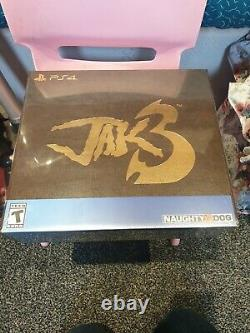 Jak 3 Collectors Edition Sony Ps4 Game. Brand New And Sealed. Limited Run. Rare