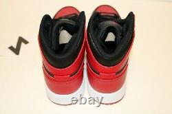 Jordan 1 Mid Banned 2020 (GS) 554725-074 Size 7Y Brand New Authentic In Hand