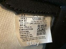 Jordan 1 Retro High OG Court Purple (555088-500) BRAND NEW Size 9.5 with OG BOX