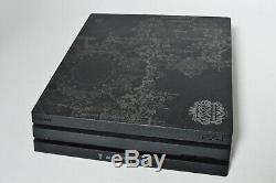 Kingdom Hearts 3 PS4 Pro Limited Edition 1TB Console Only Brand New