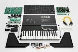Korg MS-20 Kit Analog Synthesizer Limited Edition Kit Brand New