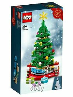 LEGO 40338 Christmas Tree Exclusive Limited Edition Set Brand New In Box