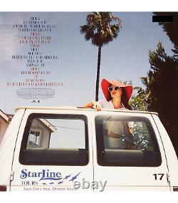 Lana Del Rey Honeymoon Vinyl 2015 First Press Translucent Red 2LP 180G BRAND NEW