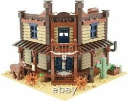 Lego Wild West Saloon Bricklink AFOL Limited Edition Set Brand New & Sealed