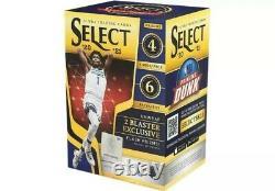 Lot (5) 2020-21 Panini Select NBA Basketball Blaster Box Brand New Free Ship