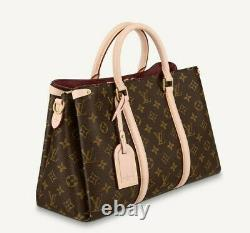 Louis Vuitton Soufflot MM M44816 Brand New With Box On Sale Fedex 2 Day Ship
