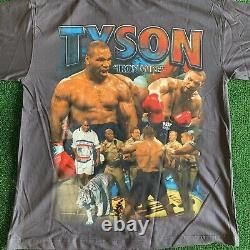 Marino Morwood Mike Tyson Vintage Style Rap Tee Size Large Brand New Deadstock