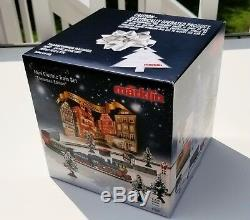 Marklin Z 81846 Christmas Starter Set + Extras! US 120 volts. Brand New