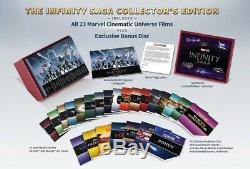 Marvel Studios The Infinity Saga Collector's Edition! Brand New And Unopened