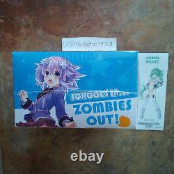 MegaTagmension Blanc + Neptune vs. Zombies Neptunia Limited Edition Brand New