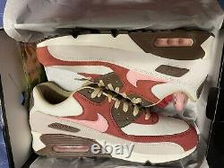 Nike Air Max 90 2021 x DQM Bacon (CU1816-100) Size 9.5 10 10.5 12 Brand New