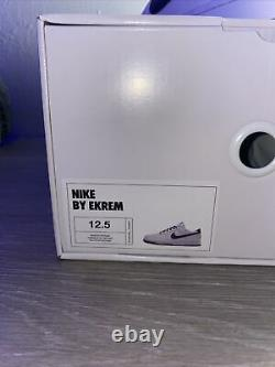 Nike Dunk Low By You Custom Shoe Mens Size 12.5 Brand New In Box