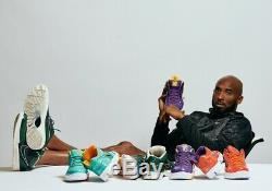 Nike Kobe 4 Protro Undefeated UNDFTD Pack Size 11 Brand New