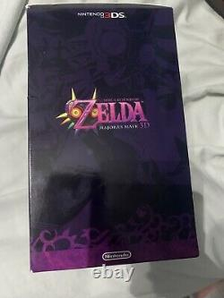 Nintendo 3ds Majors Mask Limited Edition Brand New