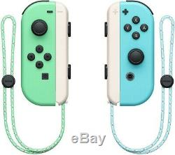 Nintendo Switch Animal Crossing Edition Brand New Limited Edition