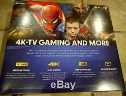 PS4 Pro Glacier White 1TB Console Limited Edition, Brand New