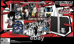 Persona 5 Take Your Heart Limited Premium Edition for PS4 Brand New Sealed