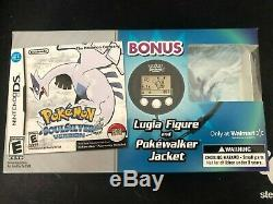 Pokemon Soulsilver Walmart Limited Edition! Brand New! Extremely Rare