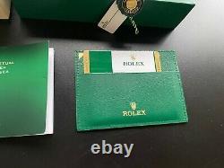 ROLEX SEA DWELLER 50th ANNIVERSARY LIMITED EDITION WATCH 43mm BRAND NEW 126600