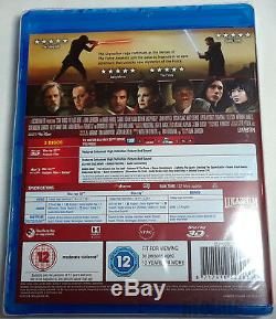 STAR WARS THE LAST JEDI Brand New 3D (and 2D) BLU-RAY 3-Disc Set Episode VIII 8