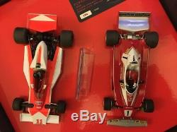 Scalextric Limited Edition F1 1976 James Hunt & Niki Lauda C2558A Brand New