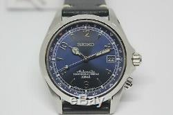 Seiko Alpinist Blue SPB089 Watch Hodinkee Limited Edition Brand New sarb017 skx