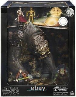 Star Wars Black Series Jabba's Rancor Pit Set Hasbro Limited Edition Brand New