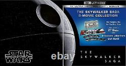 Star Wars The Skywalker Saga, Limited Edition 4K UHD Brand New & Sealed 24h