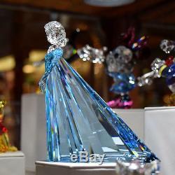 Swarovski Disney Elsa Limited Edition Brand New In Box #5135878 Frozen Save$ F/s