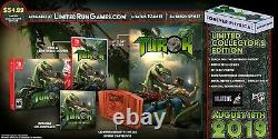 Switch Limited Run Games #43 Turok Classic Edition BRAND NEW FACTORY SEALED
